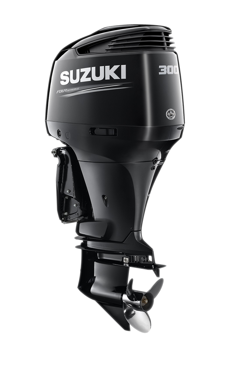 Suzuki Marine - Product Lines - Outboard Motors - Products - DF300