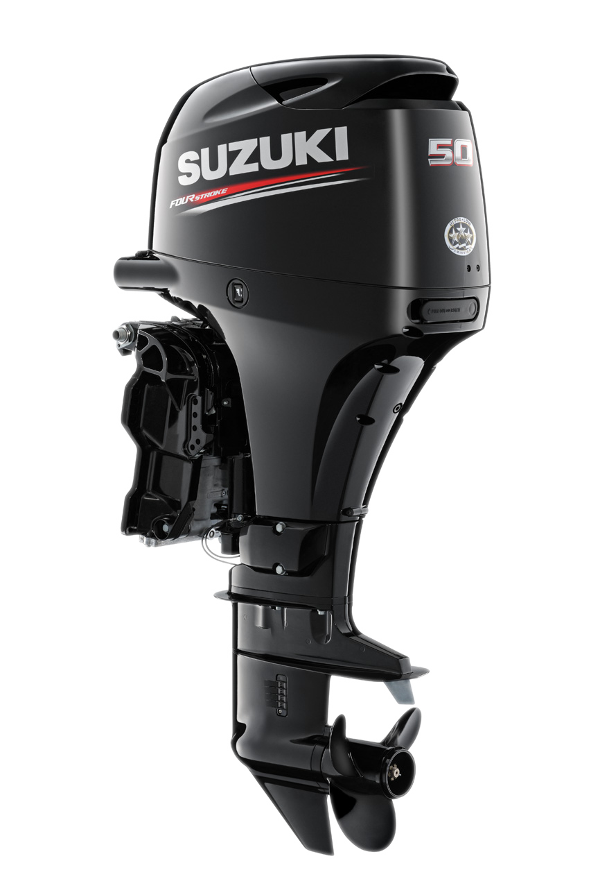 suzuki marine - product lines - outboard motors - products - df50