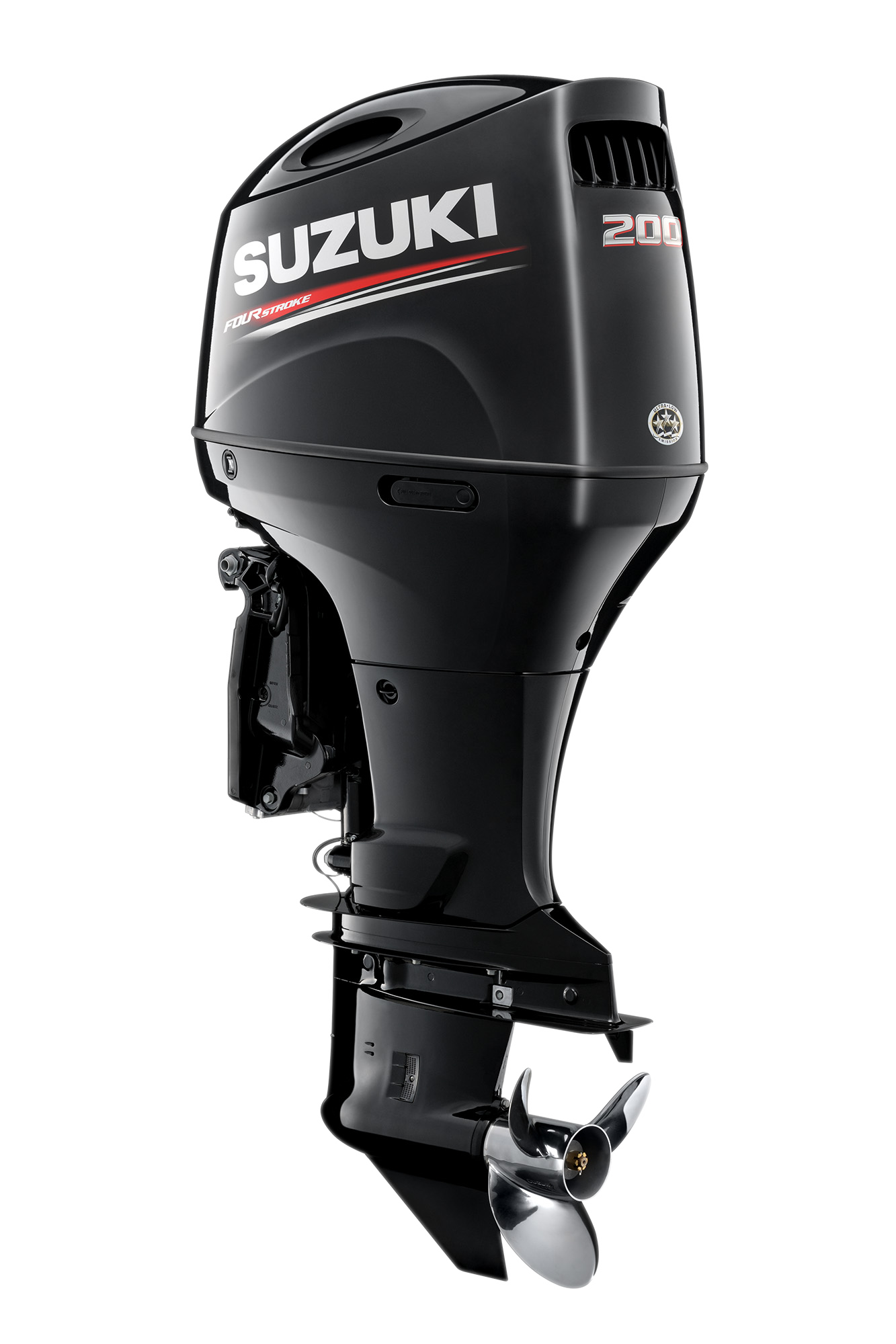 Suzuki Marine - Product Lines - Outboard Motors - Products - DF200A
